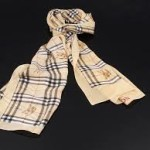 BURBERRY scarf styles