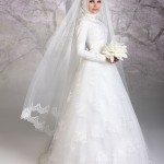 MUSLIMA WEAR WEDDING DRESS