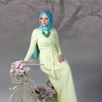 SUMMERTIME MUSLIMA WEAR LEMONADE elbise