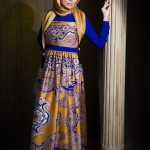 SUMMERTIME MUSLIMA WEAR SATEN