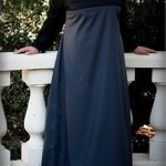 plus size full lenght hijab jilbab abaya muslimah dress 006