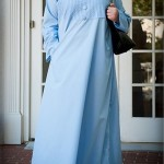 plus size full lenght hijab jilbab abaya muslimah dress 008