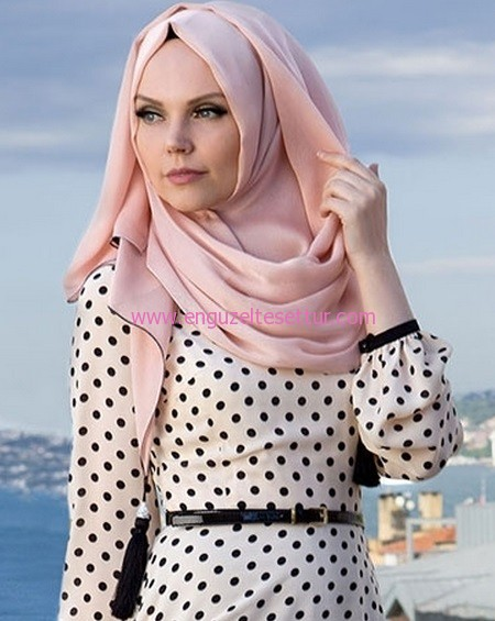 how to muslimah wear islamic hijab scarf