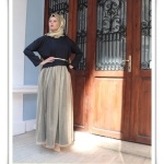 haute couture dress muslima wear