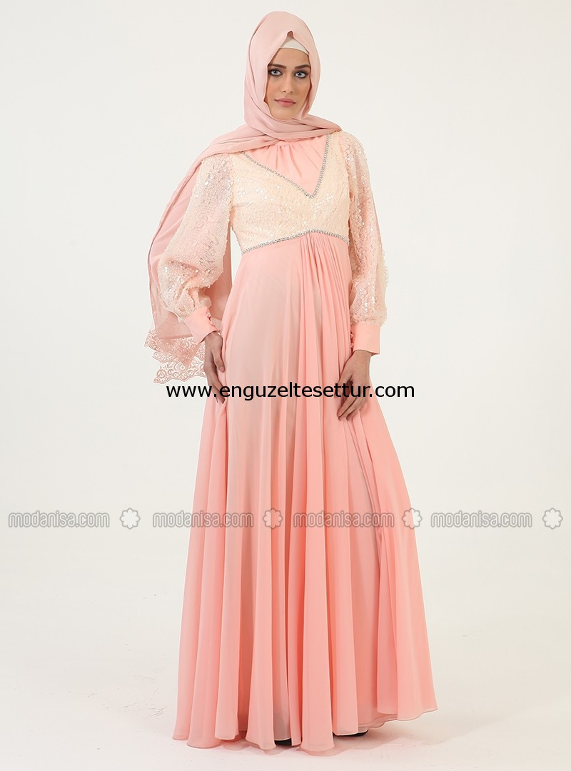 Pulpayet Abiye Dress - Zehrace