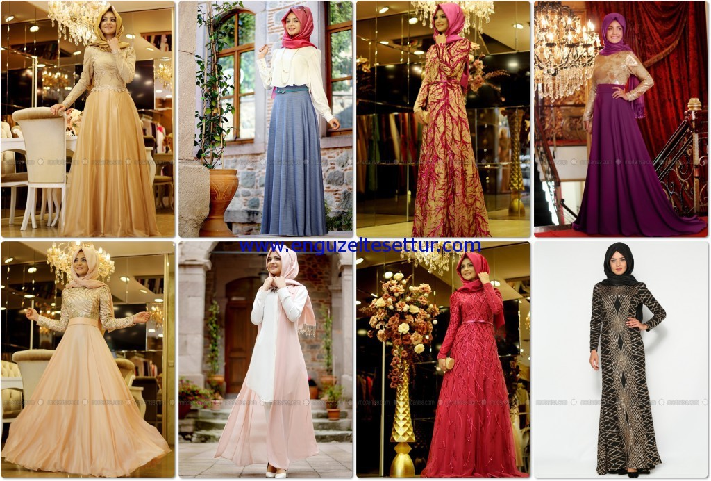 haute couture 2016 muslima wear abayas turkish hijab fashion style
